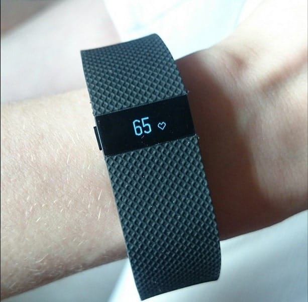 Opening my Fitbit Charge HR and My First Impressions Compared to My Fitbit Flex Activity Tracker