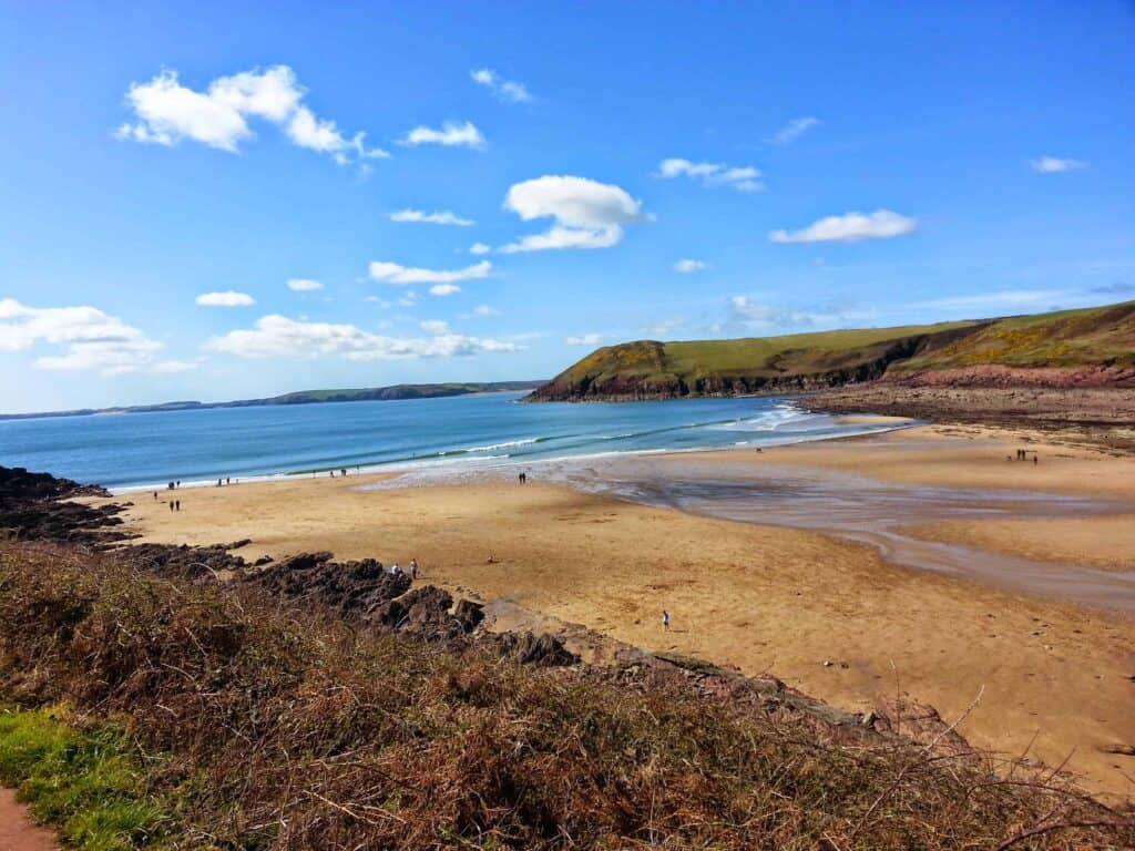 54 Miles of Pembrokeshire Coastal Walking: Wales Camping Trip – Powered by Cadbury's Easter Egg Chocolate