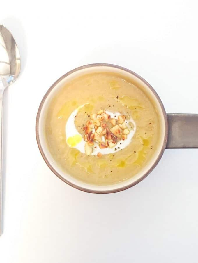 My Lush & Healthy Celeriac, Celery & Fennel Soup Recipe – Soup Maker Friendly – SERVES 4