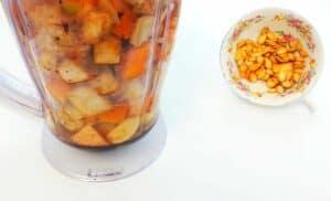 Vegetarian Butternut Squash Celeriac Pasta & a Bacon Pasta Bake: 2 Recipe Variations