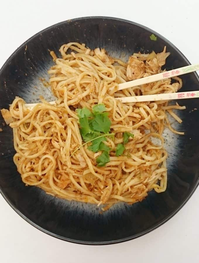 Slimming World Chinese Chicken Noodles