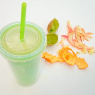 My Energy Boosting TTOTM Smoothie Recipe for One