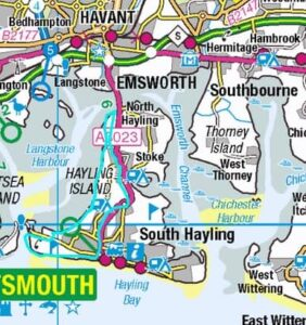 Hayling Island Walk