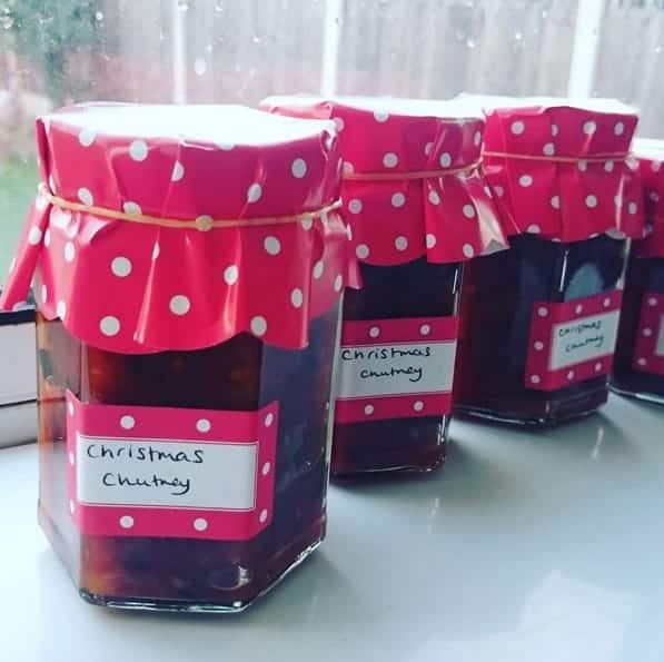 The Best Sweet Chilli Christmas Chutney Recipe – A Christmas Hamper Gift Countdown
