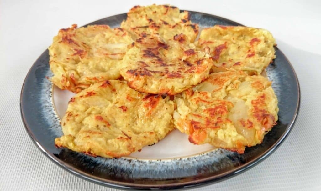 Syn Free Slimming World Hash Browns - Makes 6