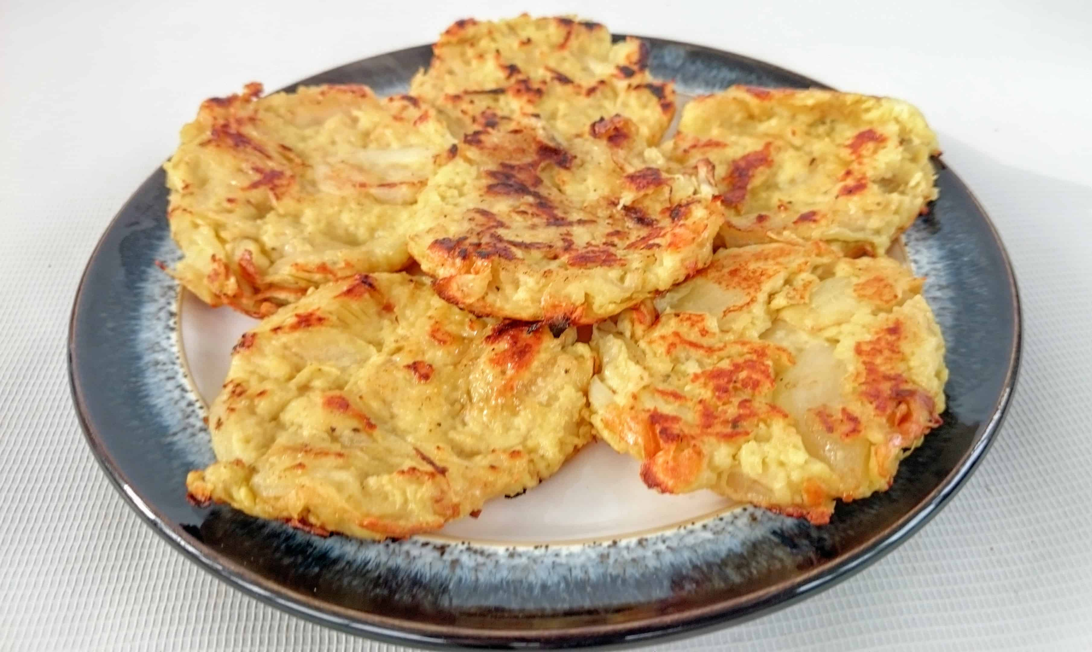 Syn Free Slimming World Hash Browns Makes 6 Tastefully