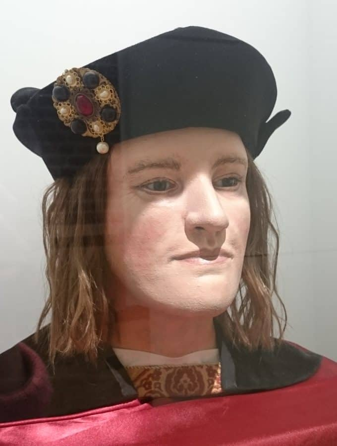A Day Out: King Richard III Visitor Centre, Leicester