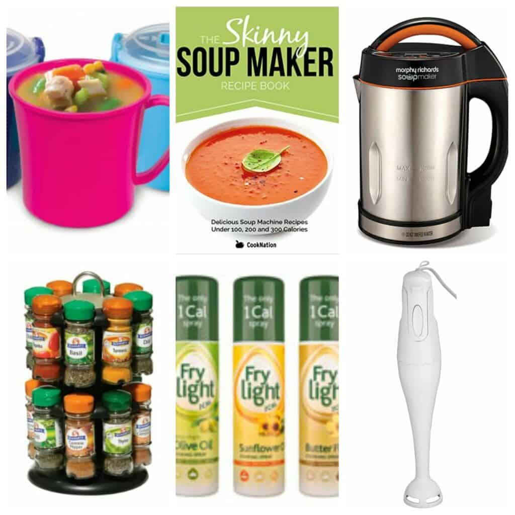 The Soup Maker's Christmas Hamper Gift Guide