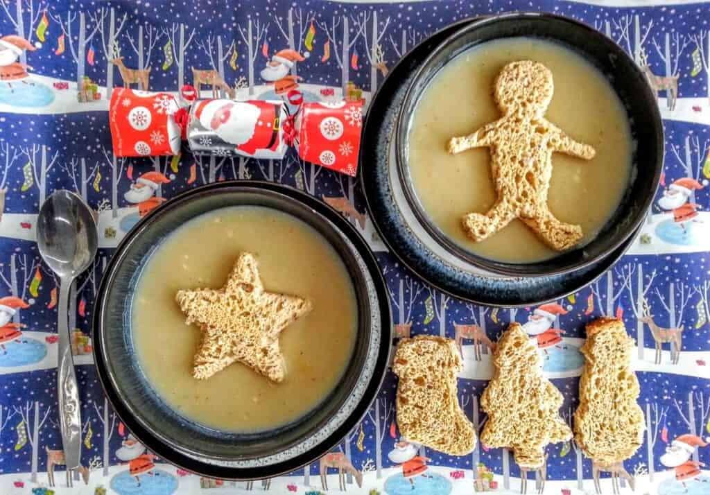 Slimming World Syn Free Festive Christmas Soup Maker Recipe