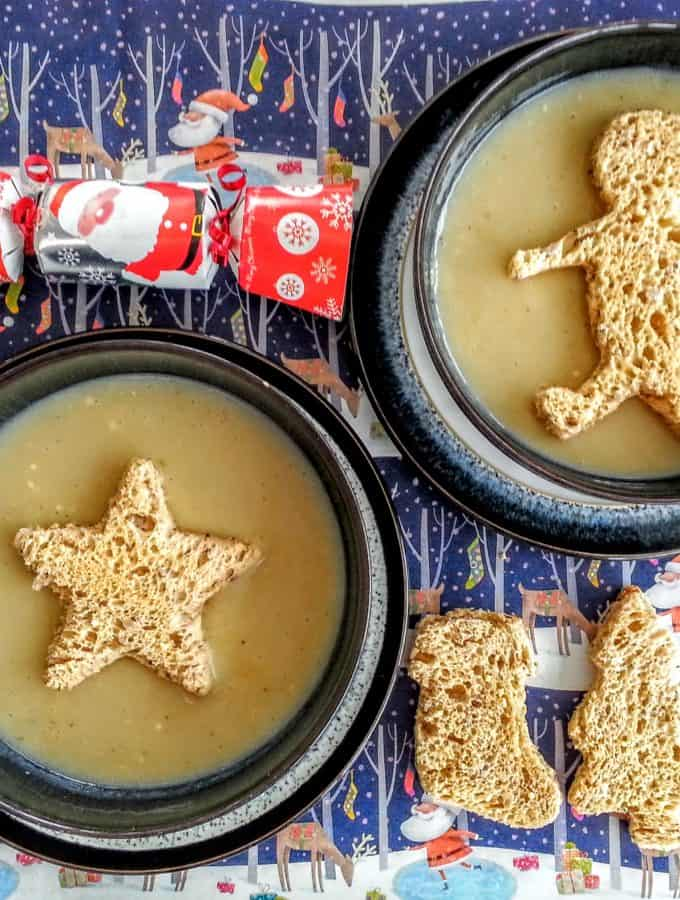 Slimming World Syn Free Festive Christmas Soup Maker Recipe