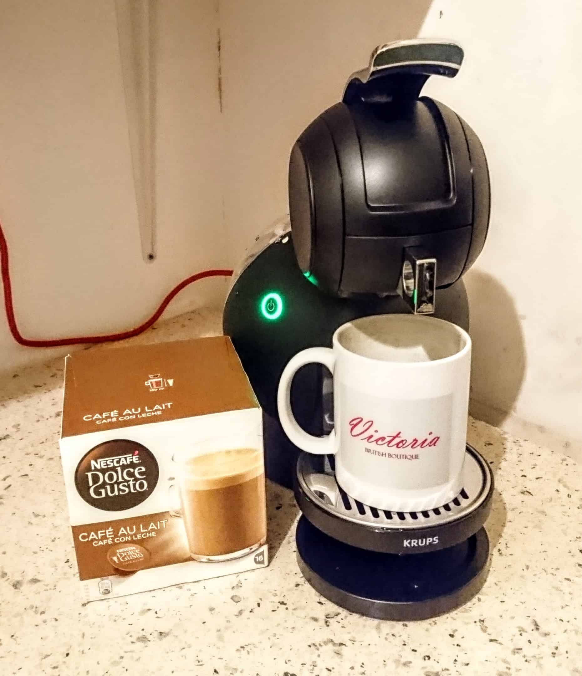 Nescafe Dolce Gusto Melody Coffee Machine First Impressions