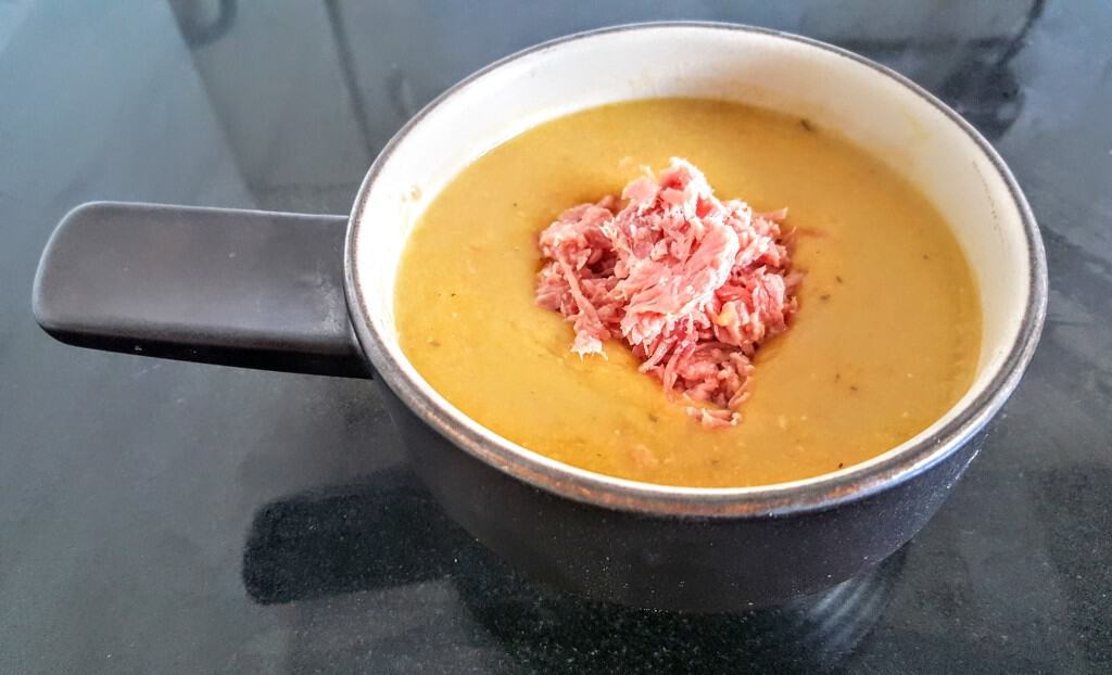 Split Pea & Ham Soup Maker Recipe (Syn Free Slimming World)
