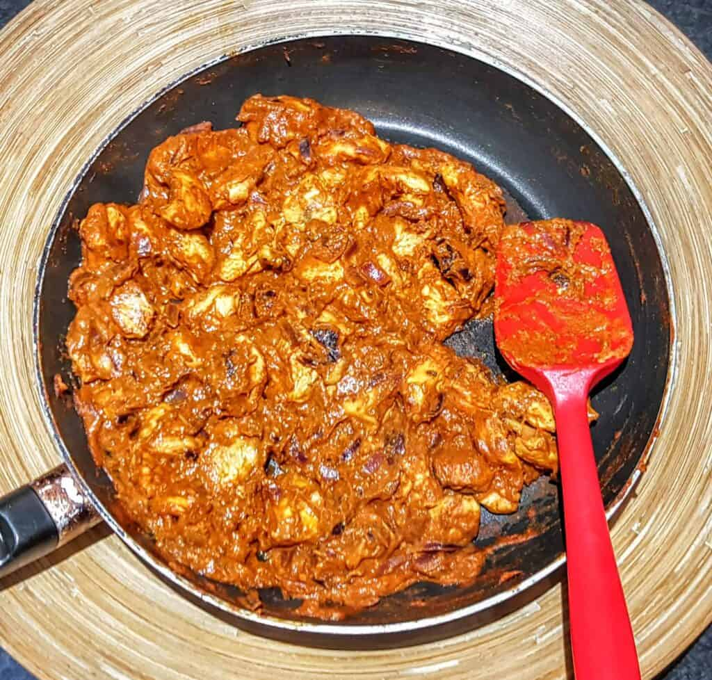 Syn Free Slimming World Chicken Korma Fakeaway Recipe