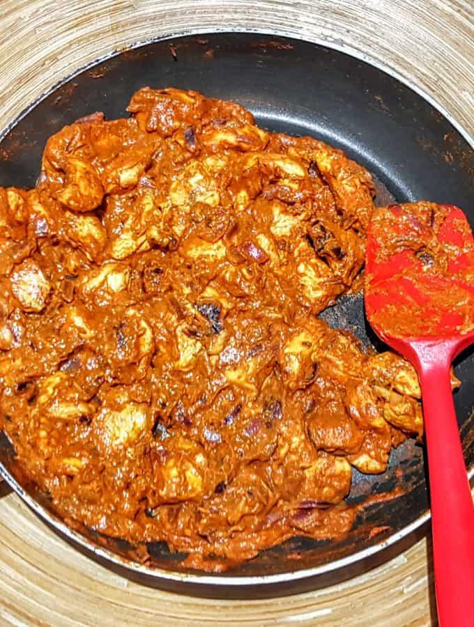 Syn Free Slimming World Chicken Korma Fakeaway Recipe