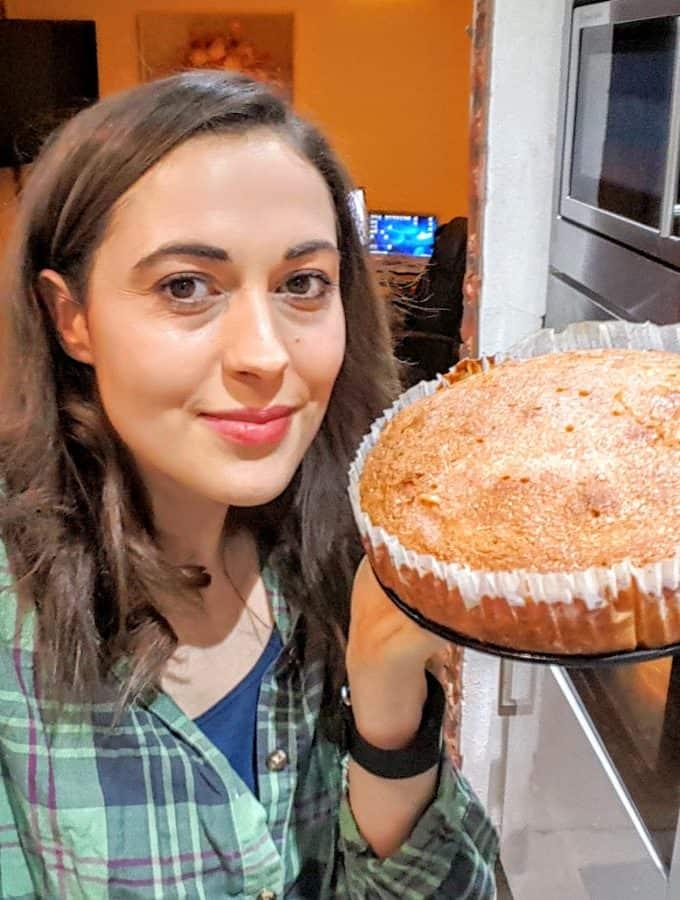 Lemon Drizzle Cake: Birthday Cake Show Shopper Part 2