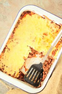 Slimming World Syn Free Potato Lasagne
