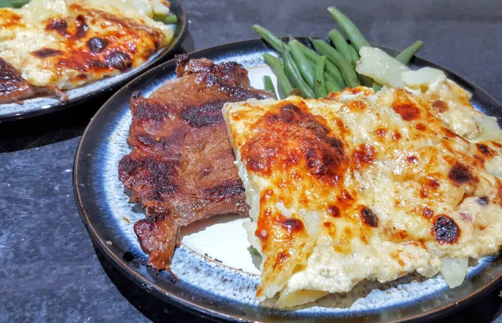 Slimming World Syn Free Delicious Dauphinoise Recipe - Serves 4