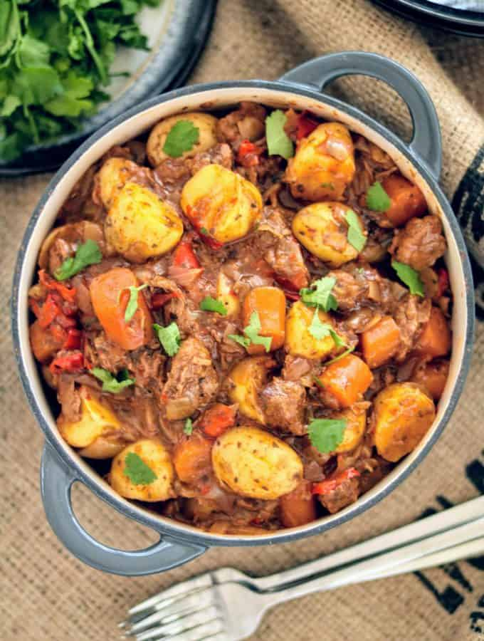 Slimming World Slow Cooker Syn Free Beef Stew