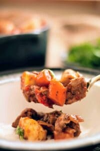 SLIMMING WORLD SYN FREE SLOW COOKER BEEF STEW