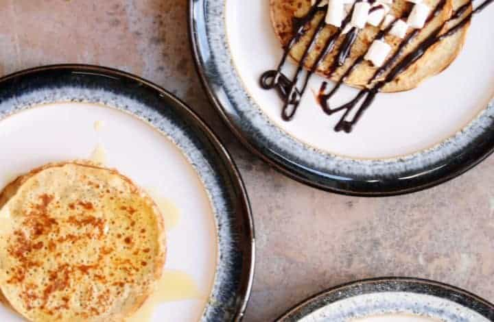 Syn Free Slimming World Oat Crepe Pancakes #PancakeDay