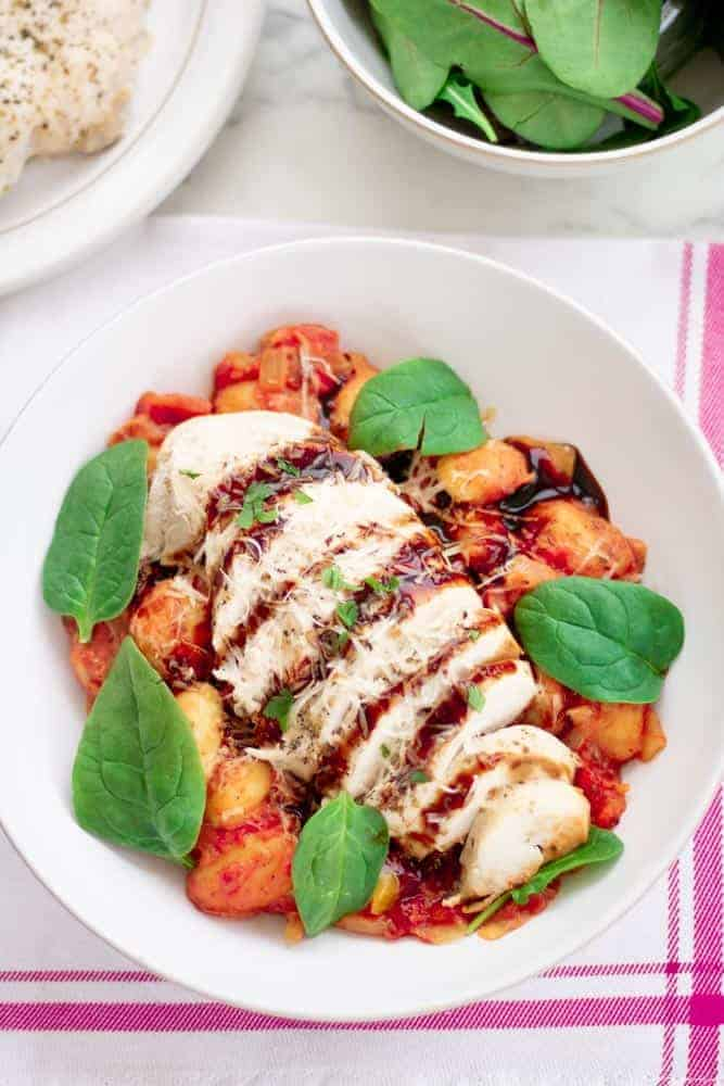 Slimming World Chicken & Chorizo Gnocchi