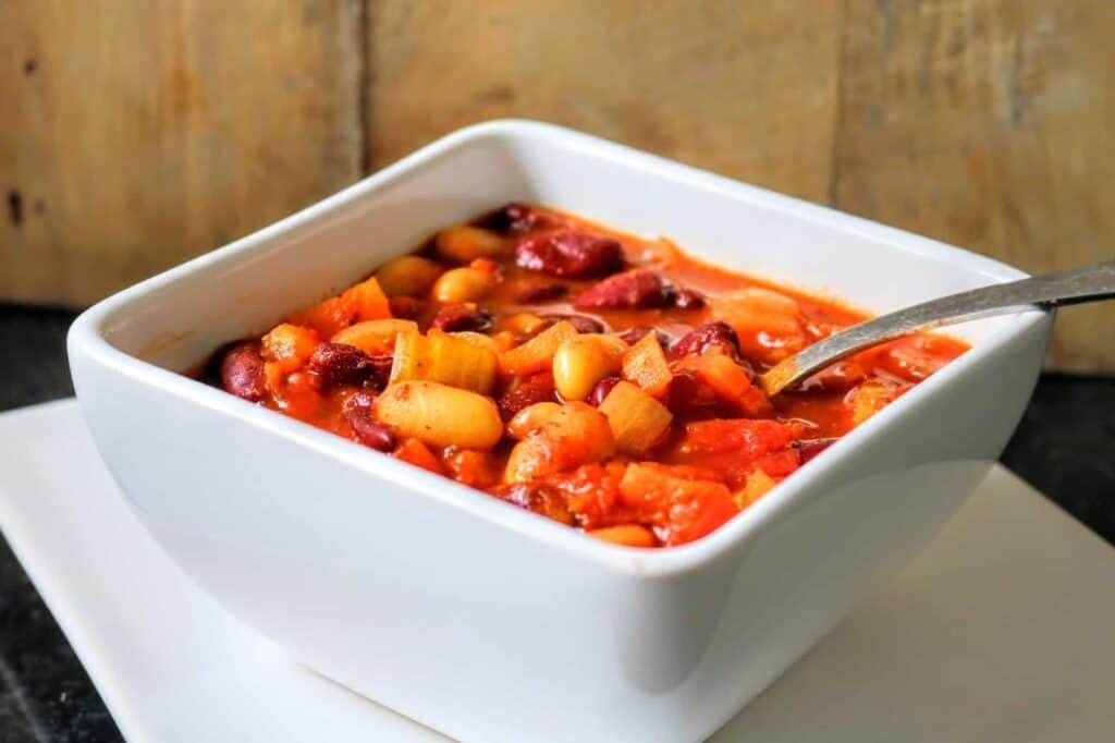 Syn Free Slimming World Tuscan Bean Soup