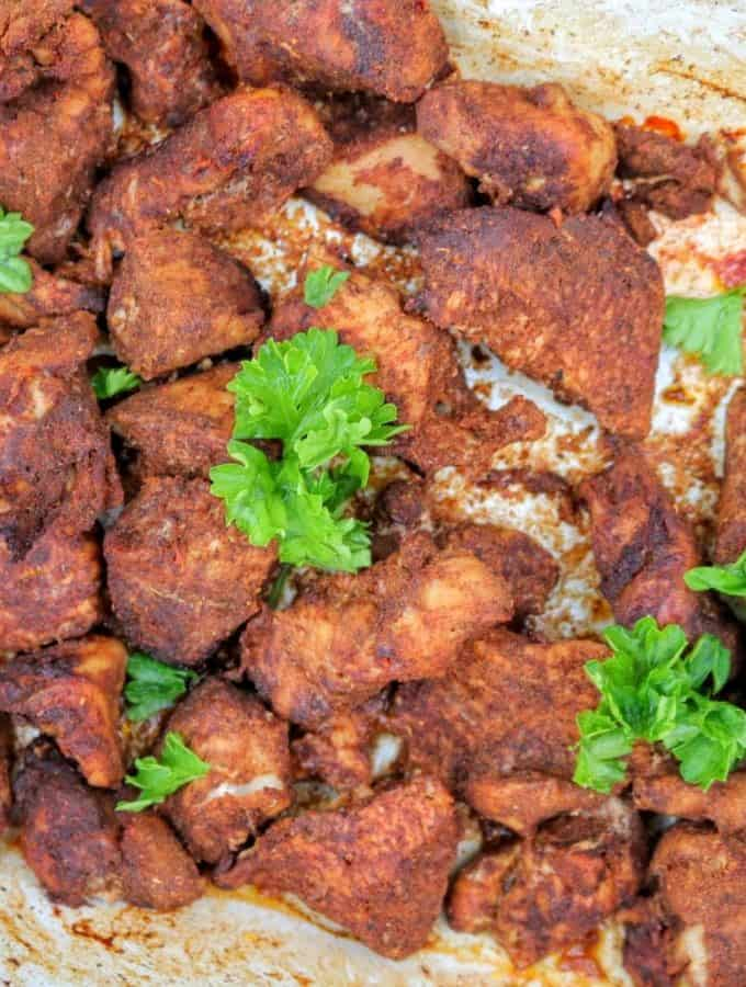 Slimming World Syn Free Tandoori Chicken