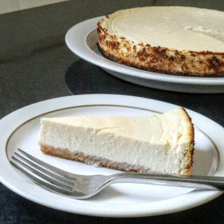 Slimming World New York Style Cheesecake - Serves 8