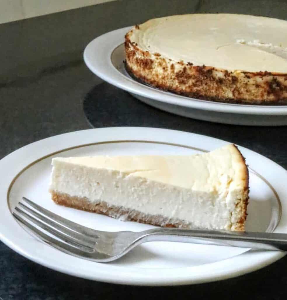 Slimming World New York Style Cheesecake - Serves 8