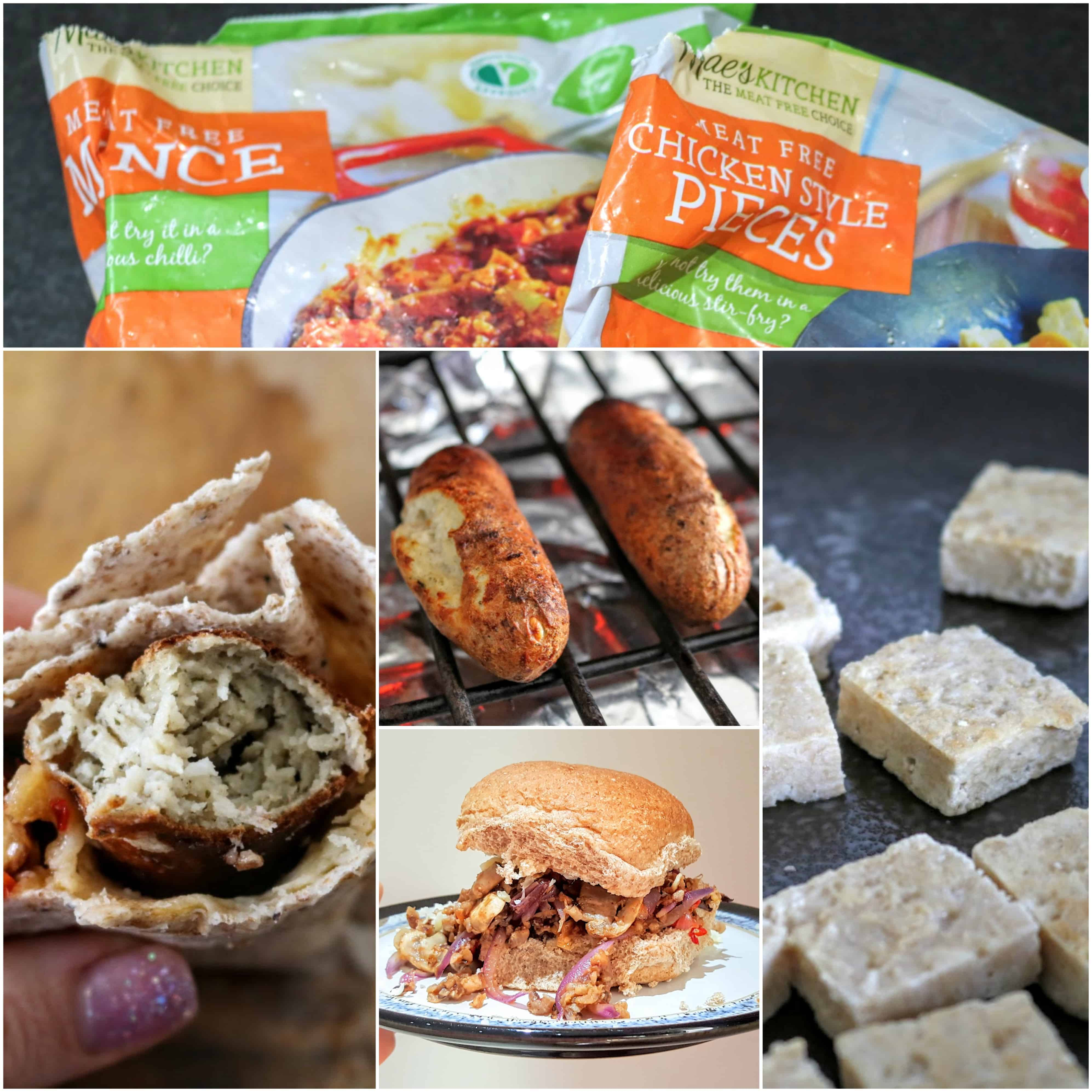 Aldi Mae's Kitchen Vegetarian Range Review