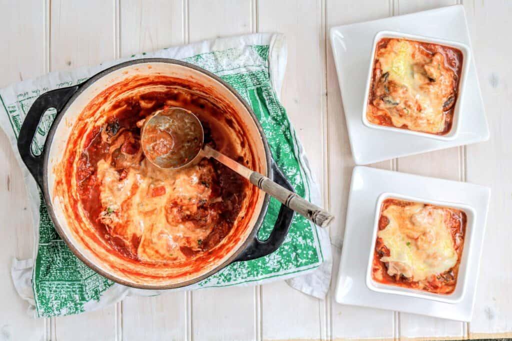 Slimming World Syn Free Italian Garlic Mushrooms