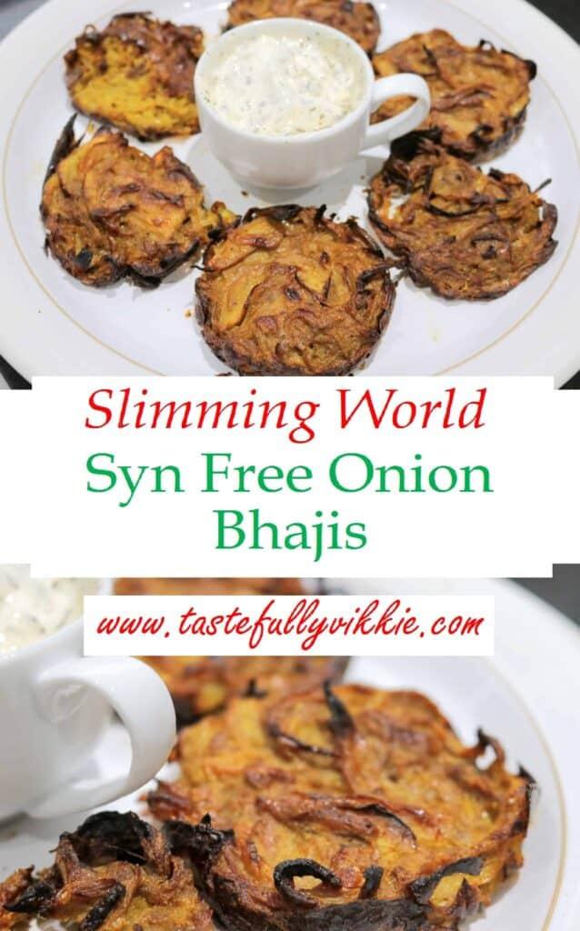 how to make onion bhajis like a takeaway