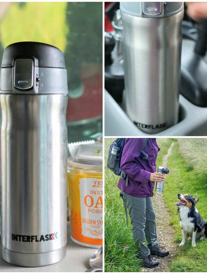 What I Look For in a Travel Flask
