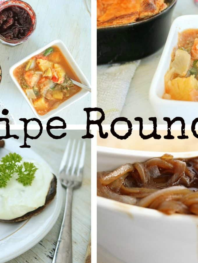 August & September Recipe Round Up