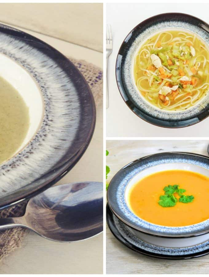 My Top 10 Most Popular Soup Maker Recipes