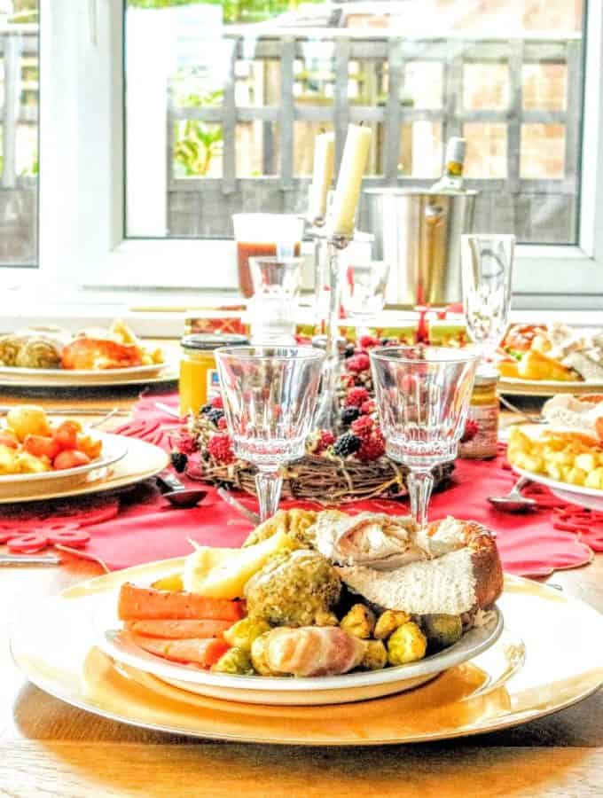 My Top 10 Christmas Dinner Checklist