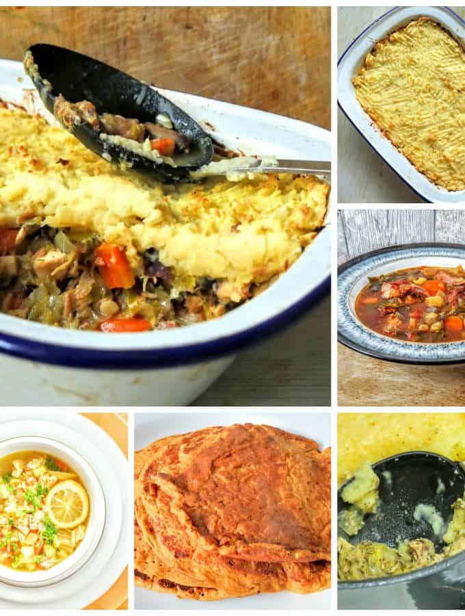5 Recipes Using Christmas Leftovers for Slimming World