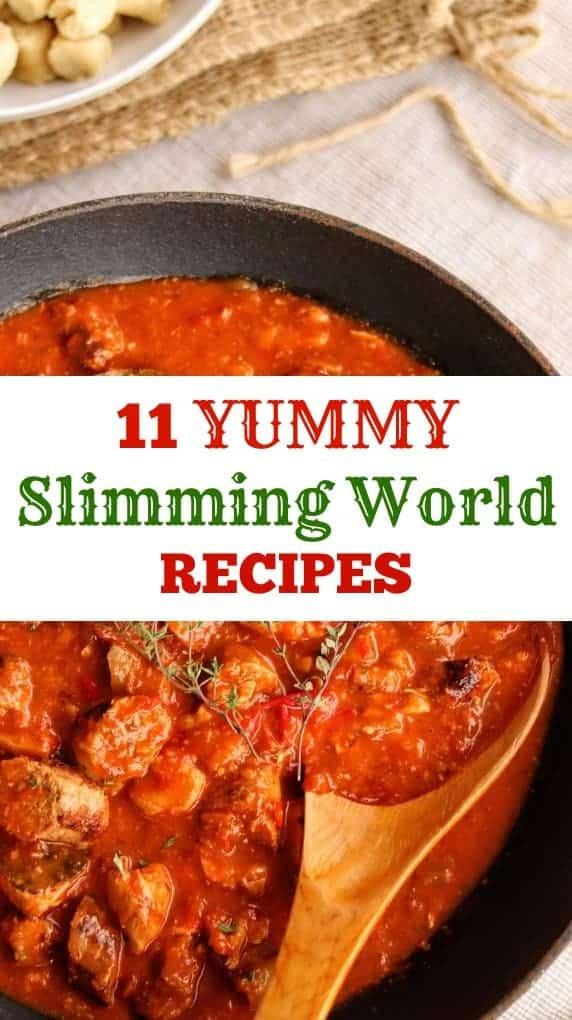 11 Slimming World Recipes from January & February