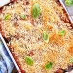 Authentic Amazing Melanzane Parmigiana Recipe