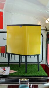 Designed for Living: The Brabantia Bo Touch Bin