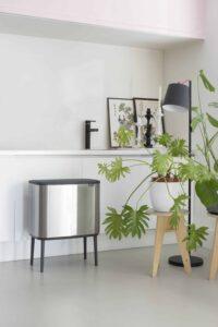 Designed for Living: The Brabantia Bo Touch Bin