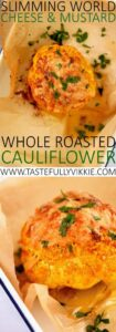 Slimming World Low Syn Whole Roasted Cauliflower