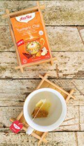 Yogi Tea Syn Free Golden Milk & Celebrating my #GoldenMoments of 2017