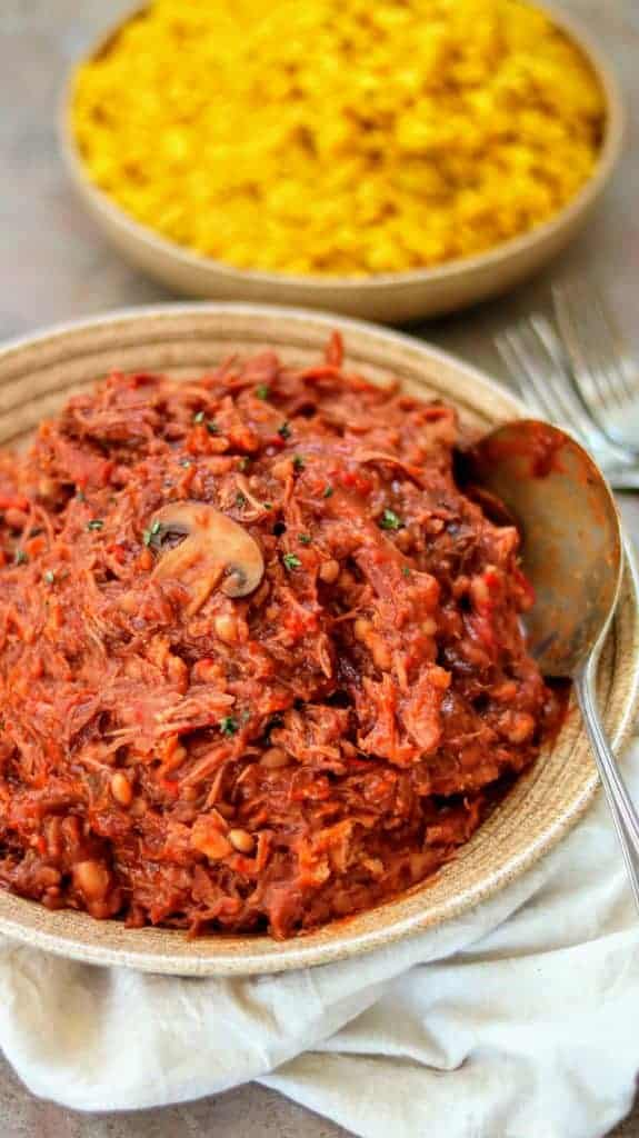 Slimming World Syn Free Multicooker campfire stew