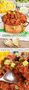 Slimming World Syn Free Leftover Gammon Curry Recipe