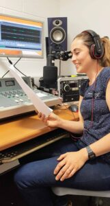 Tastefully Vikkie on the radio