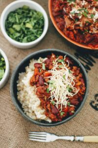 Slimming World Syn Free Slow Cooker Chilli Con Carne