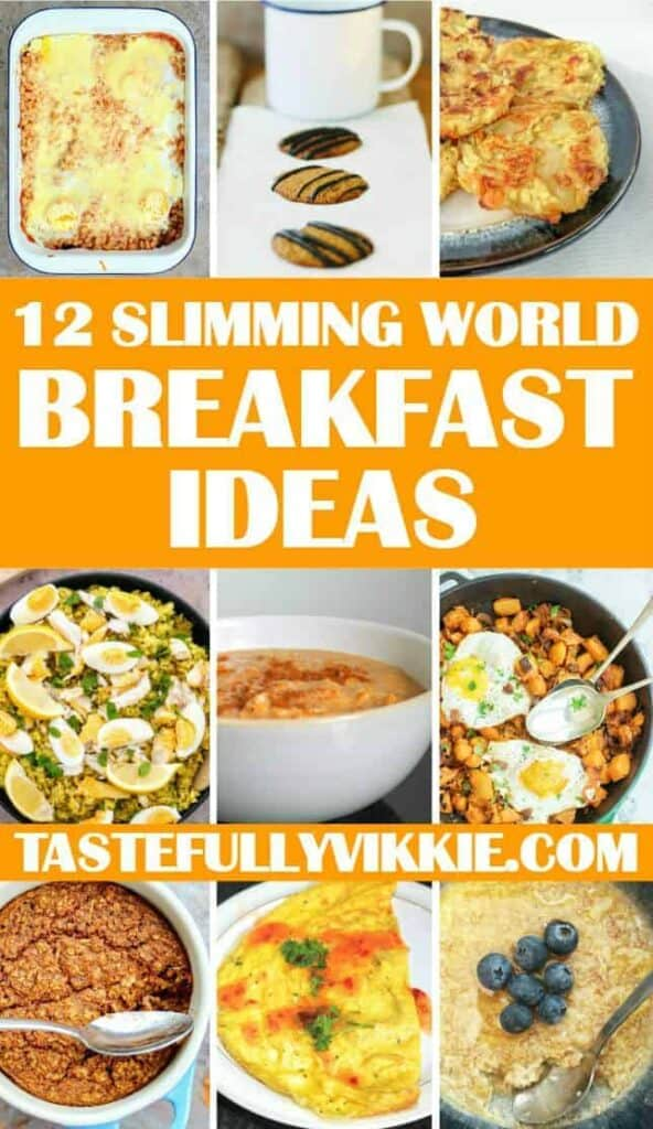 Slimming World Breakfast Ideas