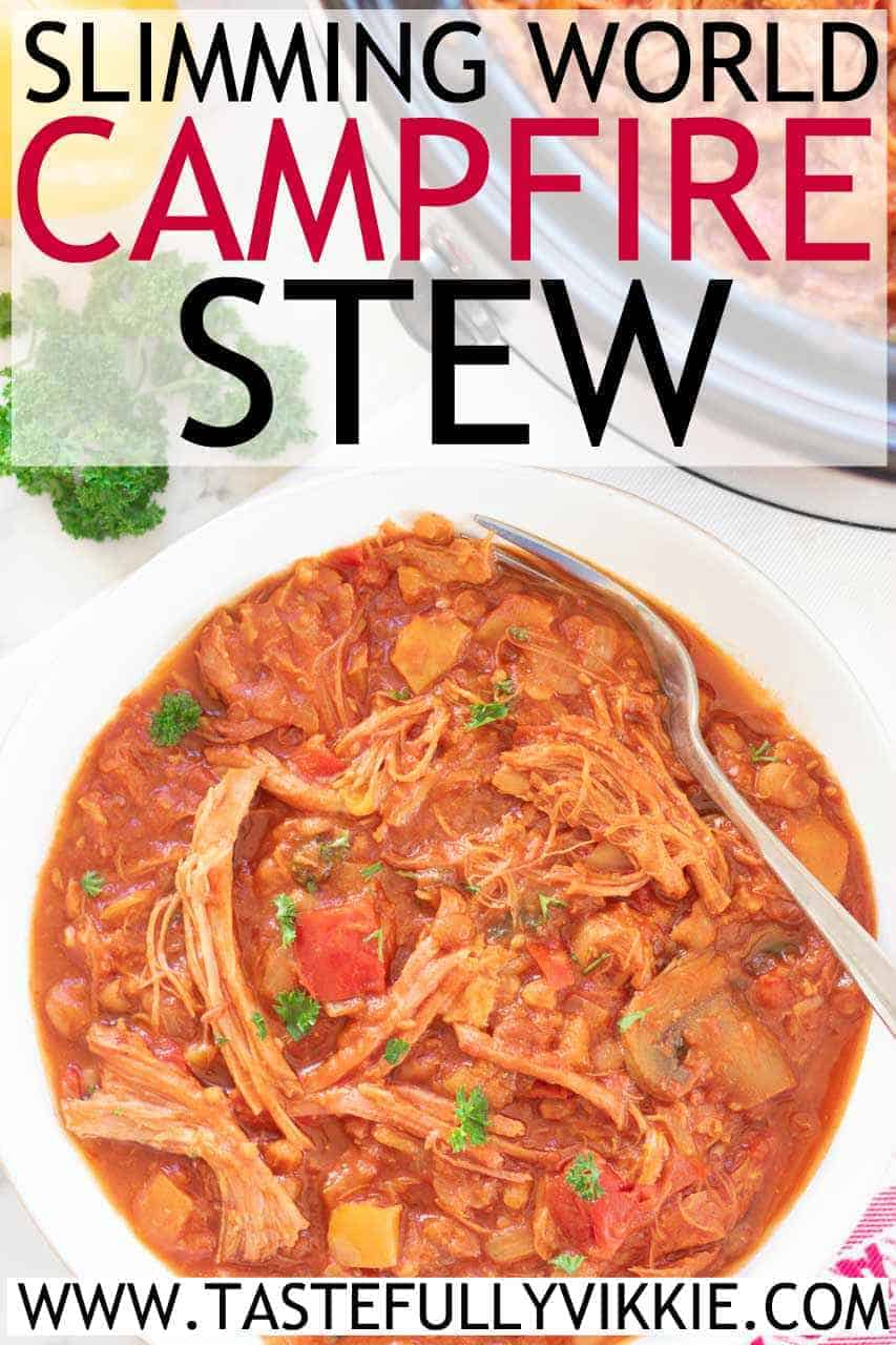 How to Make Slimming World Campfire Stew in the Slow Cooker.  (Syn Free).